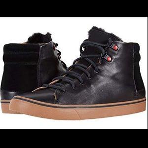 Ugg black M Hoyt Luxe men's boots.